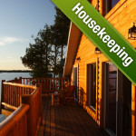 Make Reservation for Loon's Nest Housekeeping Plan