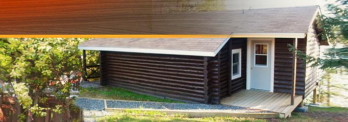 Cabin #7 on Eagle Lake