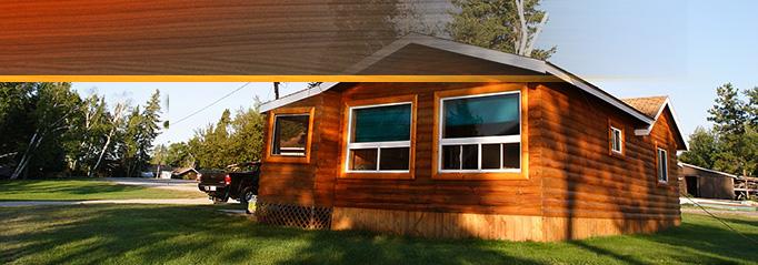 Cabin #9 on Eagle Lake
