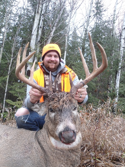 Deer Hunting on Eagle Lake