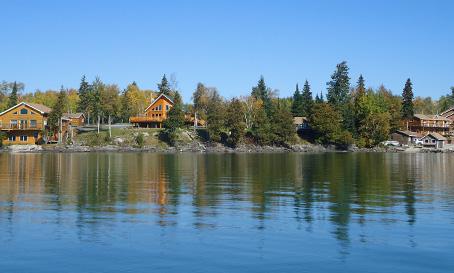 Cedar Point Lodge on Eagle Lake
