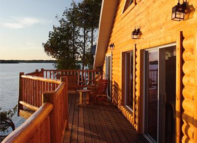 Loon's Nest on Eagle Lake